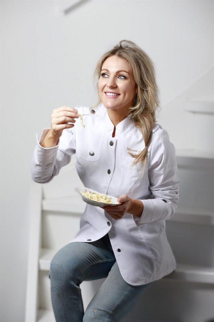 Sarah Puozzo Master of Pasta