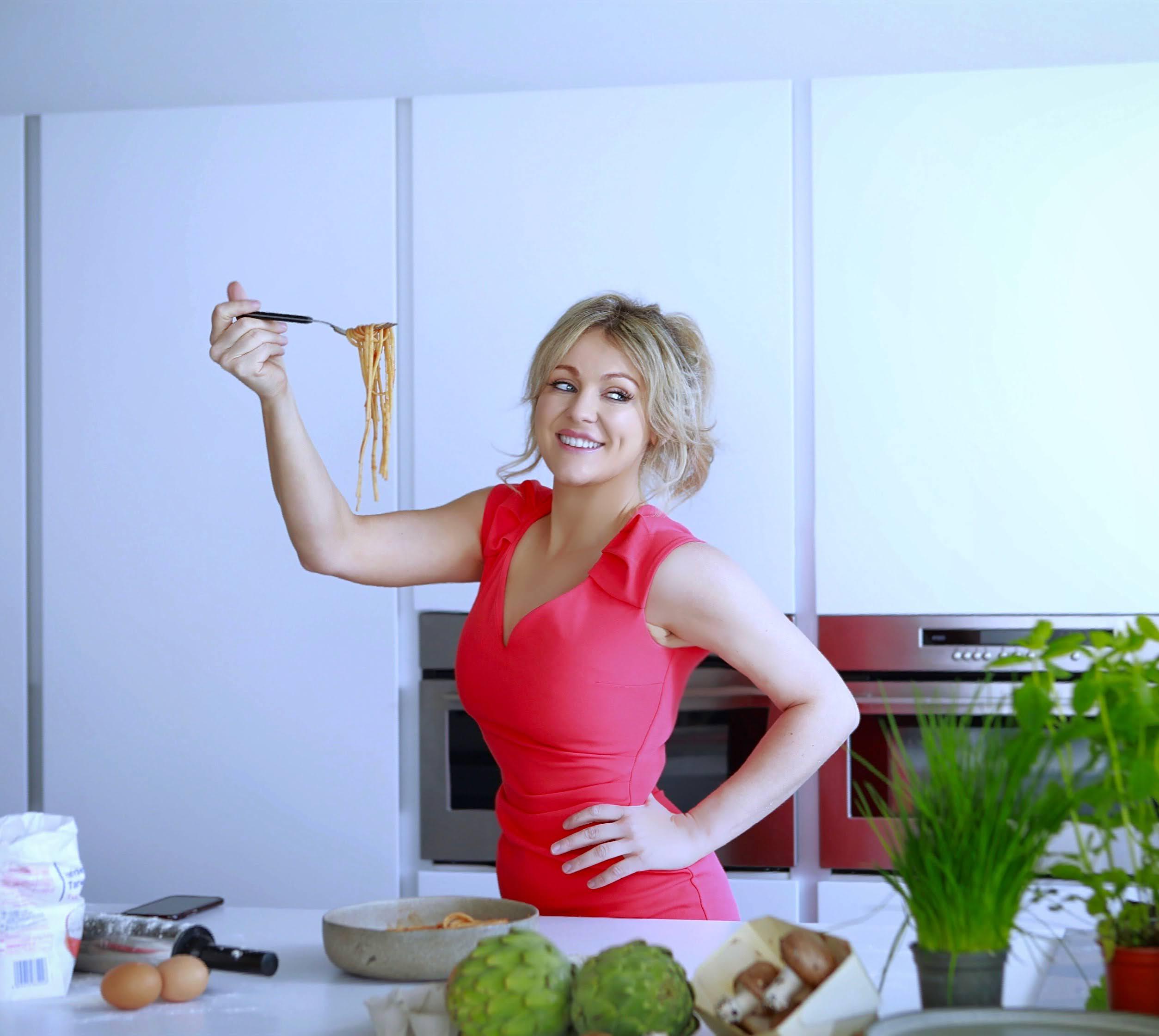 Master of Pasta Sarah Puozzo
