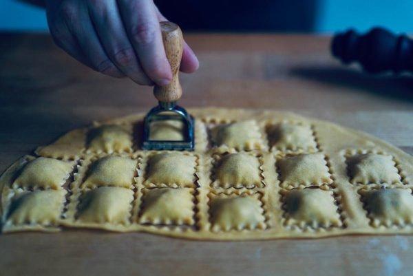 Ravioli pasta kookworkshop